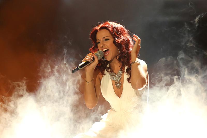 Yasemin Kocak ,  1.Auftritt       Samstag 19.04.2014, DSDS, Deutschland sucht den Superstar 2014 in Koeln